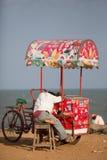 Comerciante indio Imagen de archivo