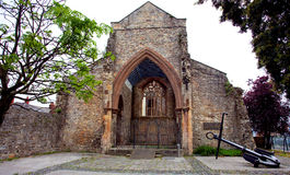 Comerciante Sailors Memorial da igreja de Holyrood, Southampton, Inglaterra fotografia de stock