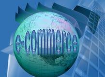 Comercio electrónico Foto de archivo