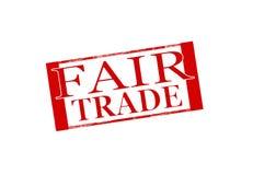Comercio justo libre illustration