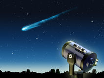 Comet Stock Photography