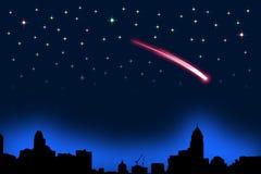 Comet Stock Photography