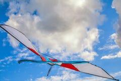 Cometa colorida Imagen de archivo libre de regalías