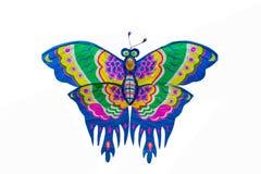 Cometa de la mariposa imagenes de archivo