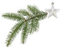 Cometa de la Navidad Imagenes de archivo