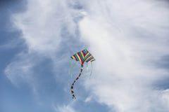Cometa del viento imagenes de archivo