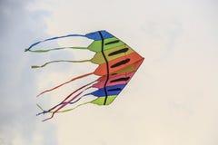 Cometa del vuelo Fotos de archivo