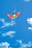 Cometa del vuelo Foto de archivo libre de regalías