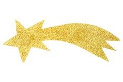 Cometa do Natal Foto de Stock Royalty Free