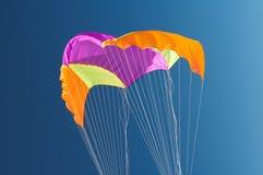 Cometa multicolora Foto de archivo libre de regalías