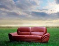 Comfort in de tuin Royalty-vrije Stock Foto
