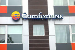 Comfort Inn Royalty Free Stock Photography