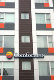 Comfort Inn Stock Photography
