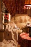 Comfortabel binnenland van het huis Stock Foto's