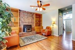 Comfortabel woonkamerbinnenland Stock Afbeeldingen