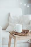 Comfortabele binnenlandse details Stock Fotografie