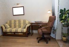Comfortabele ruimte Royalty-vrije Stock Fotografie