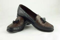 Comfortabele schoenen royalty-vrije stock afbeeldingen
