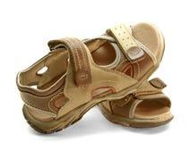 Comfortabele schoenen Royalty-vrije Stock Foto's