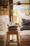 Comfortabele woonkamer Royalty-vrije Stock Foto