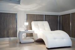 Comfortabele zetel stock afbeelding