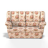 Comfortable arm chair Stock Images
