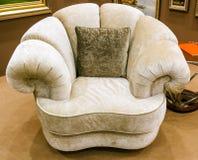 Comfortable arm-chair Stock Photos
