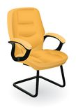 The comfortable armchair. Comfortable armchair. A . Without mesh stock illustration