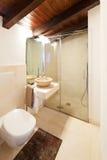 Comfortable bathroom Stock Photography
