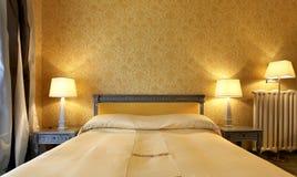 Comfortable bedroom Royalty Free Stock Photo