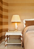 Comfortable bedroom Royalty Free Stock Images