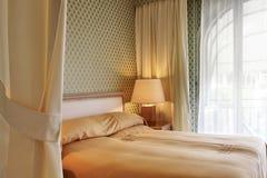Comfortable bedroom Stock Photo