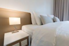 Comfortable bedroom Royalty Free Stock Photos