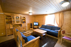 Comfortable cabin Royalty Free Stock Image