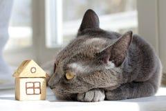 Comfortable holiday home Stock Photo