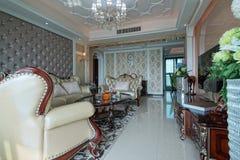Comfortable home Royalty Free Stock Photos