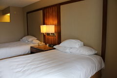 Free Comfortable,inviting Room In Chic Hotel Royalty Free Stock Photos - 30679848