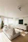 Comfortable living room Stock Image