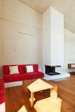 Comfortable living room Stock Photo