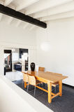 Comfortable loft. Interior, comfortable loft, modern furniture Royalty Free Stock Photos