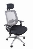 Comfortable office chair isolated Royalty Free Stock Photos