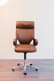 Comfortable office chair Stock Photography