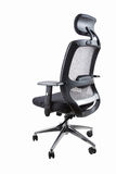 Comfortable office swivel chair isolated Stock Photo
