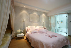 Comfortable rooms Royalty Free Stock Image