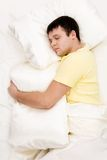 Comfortable sleep Royalty Free Stock Photography