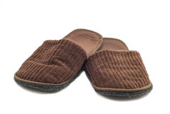 Comfortable Slippers Stock Images