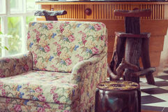 Comfortable Sofa Stock Image