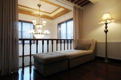 Comfortable sofas Stock Image