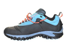 A comfortable sporting shoe Stock Image