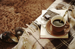 Comfortable still life Royalty Free Stock Photography